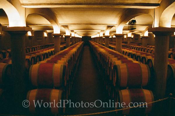 Bordeaux - Chateau Pichon Longueville - Contesse De Lalande - Wine Cellar 1
