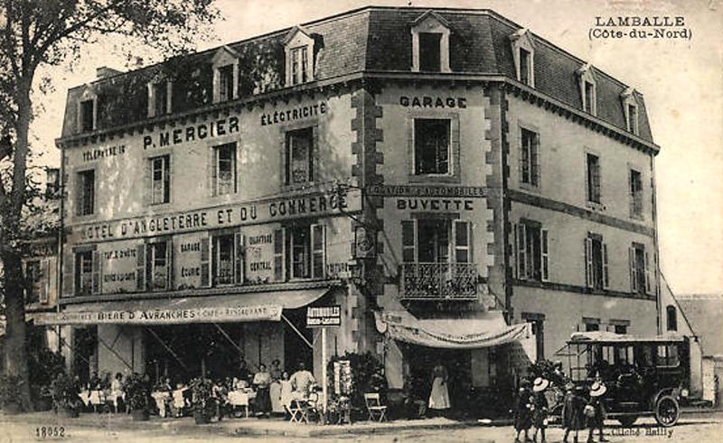 Hotel d'Angleterre et du Commerce