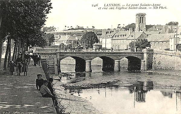 Le Pont Sainte-Anne