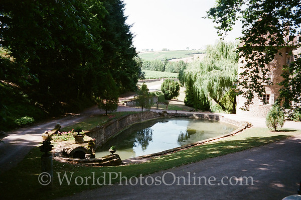 Coaches - Chateau of Marguerite - Grounds