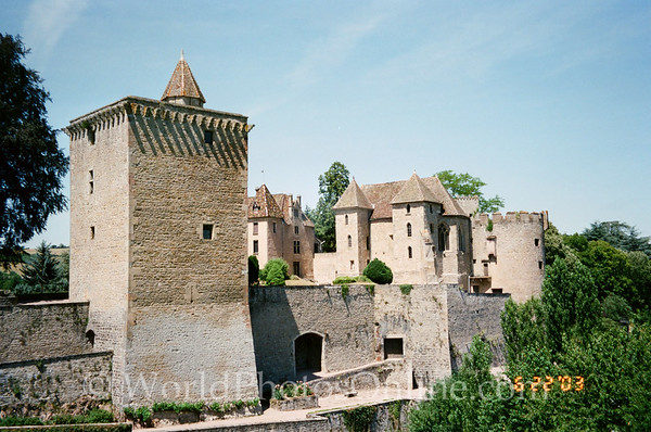 Coaches - Chateau of Marguerite - Medieval Fortress 1