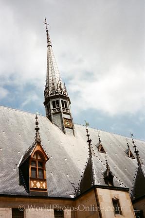 Beaune - Hospices De Beaune - Roof