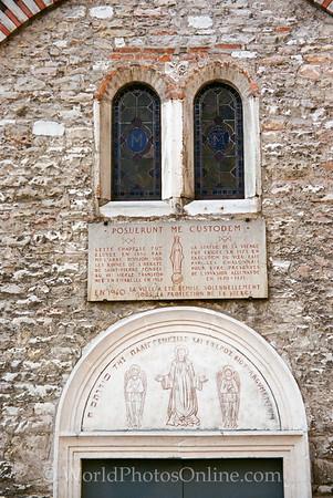 Chalon Sur Saone - Entrance to Chapelle De La Citadelle