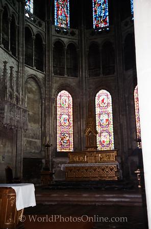 Chalon Sur Saone - Cathedral of Saint Vincent - Altar