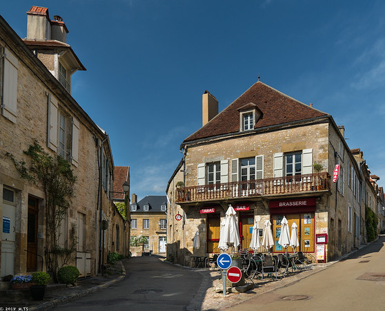 Vézelay, Burgundy