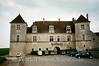Burgundy - Chateau De Clos De Vougeot