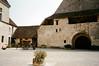 Burgundy - Chateau De Clos De Vougeot - 1000 AD building
