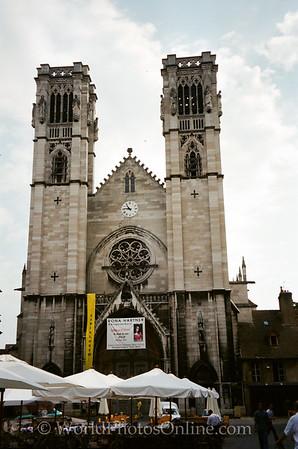 Chalon Sur Saone - Cathedral of Saint Vincent