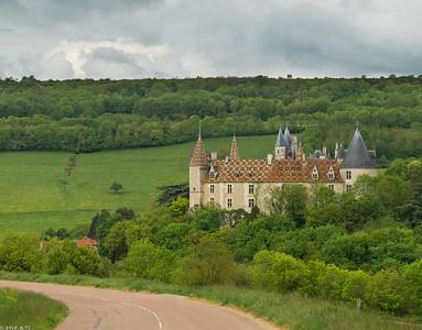 Château de La Rochepot, Burgundy