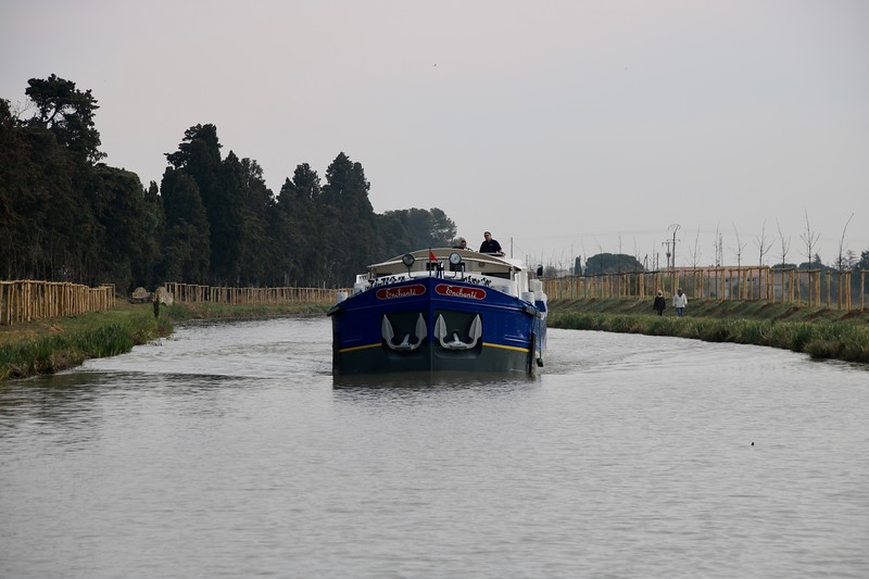 Cruising on the Canal du Midi including Carcassonne - France