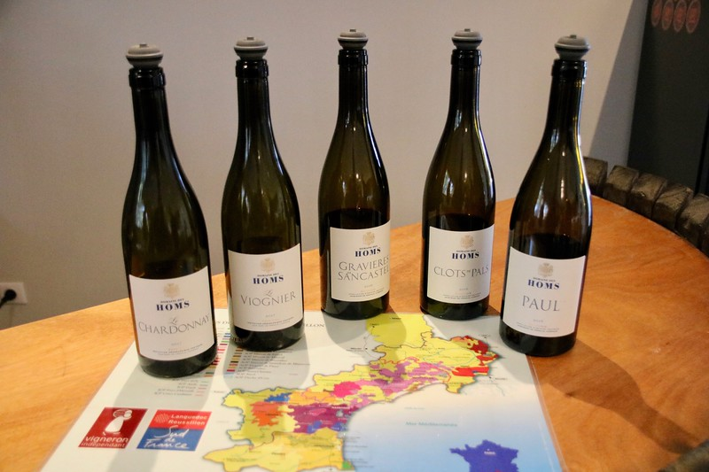 Wine Tasting Domaine Des Homs