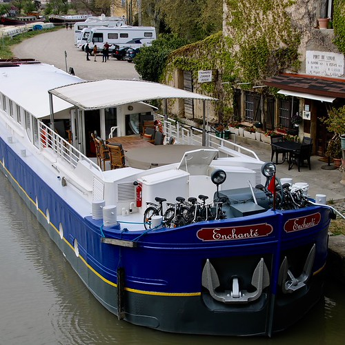 Cruising on the Canal du Midi – A Luxury Barge Cruise in Southern France including Carcassonne