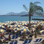 Private Beach – Cannes, France – Photo