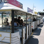 Tourist Train – Cannes, France – Daily Photo