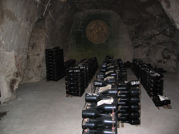 Caves of Taittinger