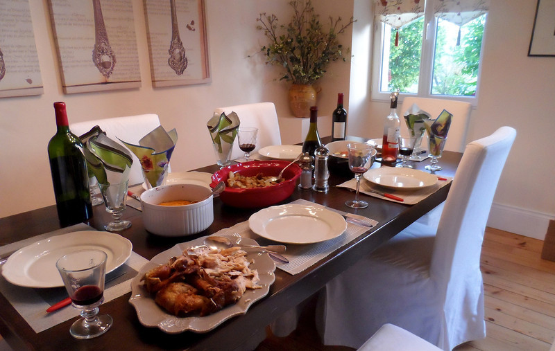 Sunday evening dinner