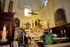 Alter of Sainte Marie Church