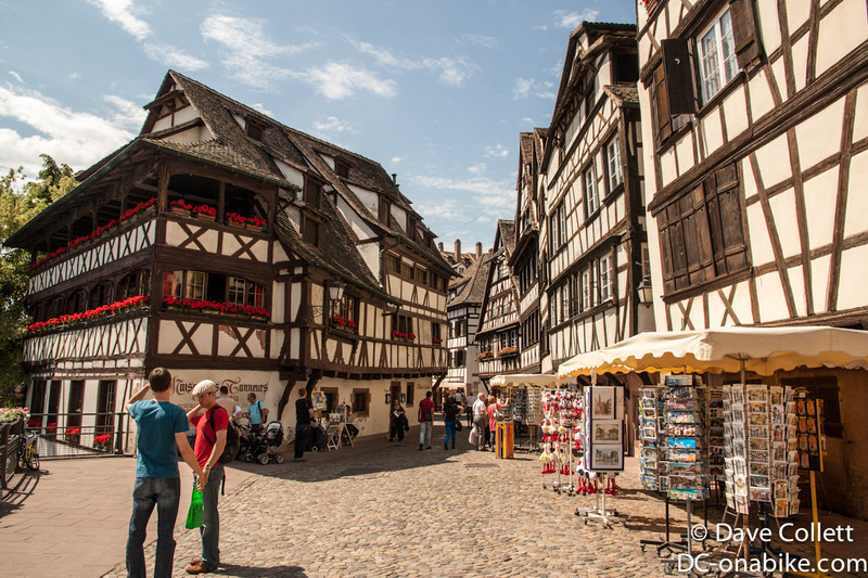 Strasbourg streets