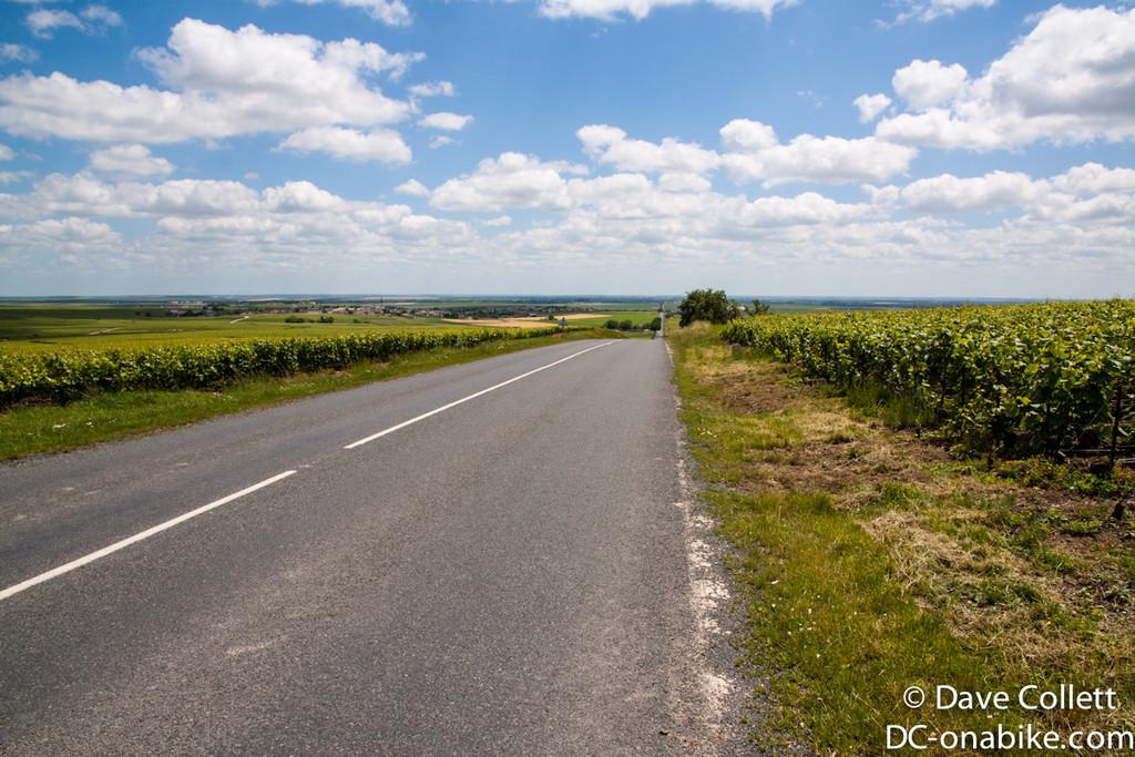 Flat France, at least it looks like it is..