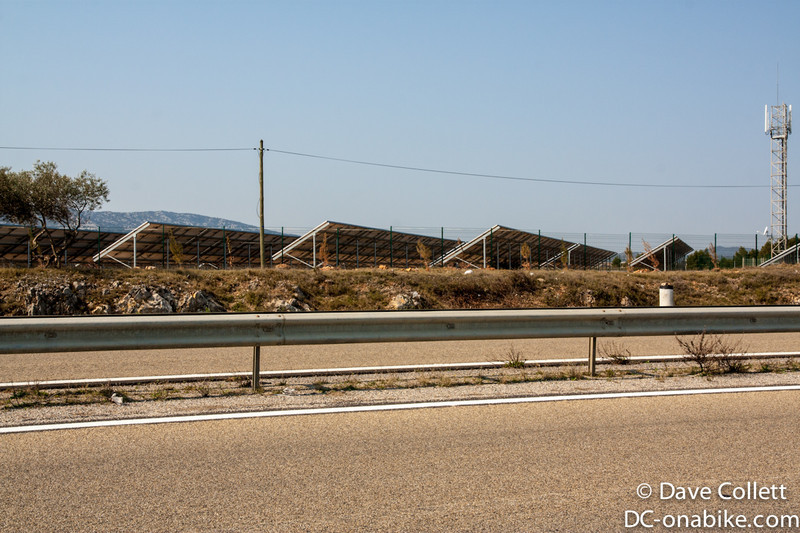 Solar farm!