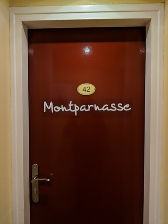 Room title - also the name of the tallest office building in Paris.