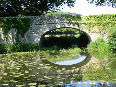 Bridge - Château de Chambord