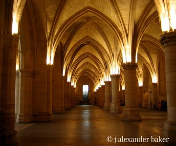 Conciergerie Basement