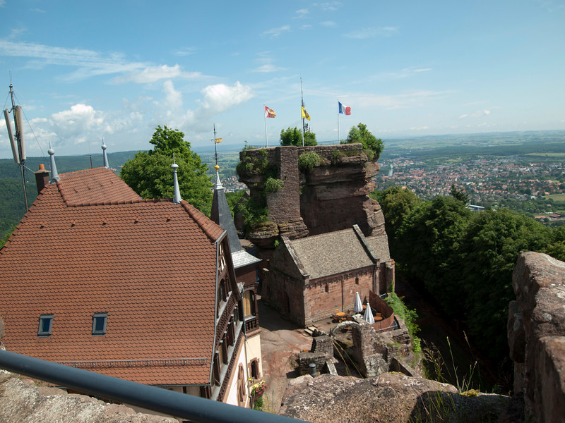 View over Haut-Barr