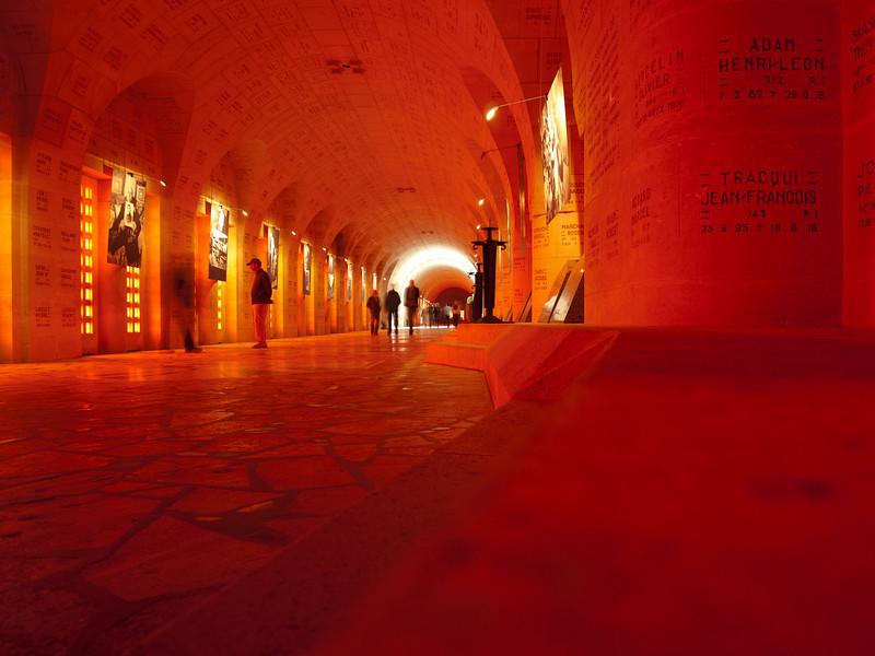 Also inside the Ossuary