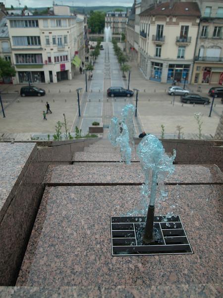 Downtown Verdun.