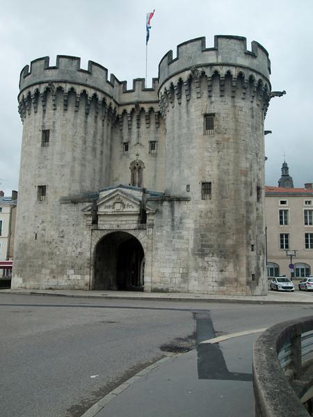 Old Gate at Verdun