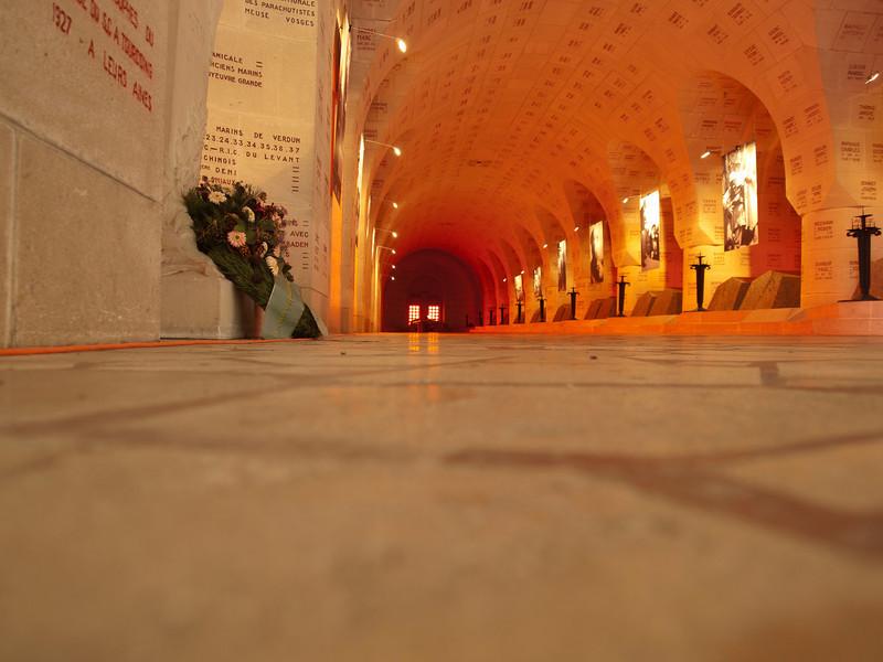 Inside the Ossuary