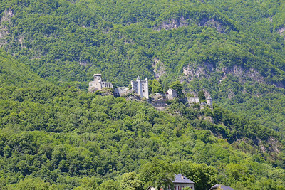 Chateau near St Jean De La Porte  05/06/14