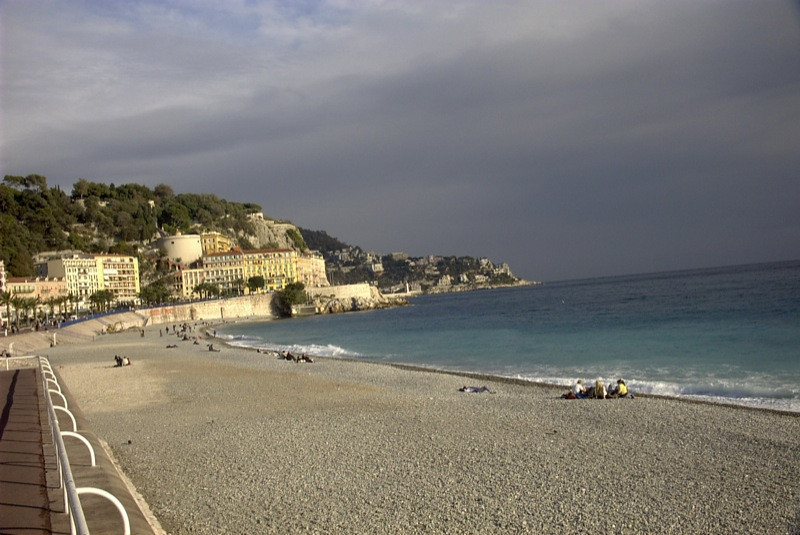 Beachfront - Nice, France