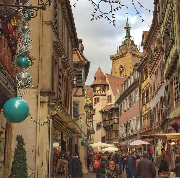 Colmar Christmas Markets - France