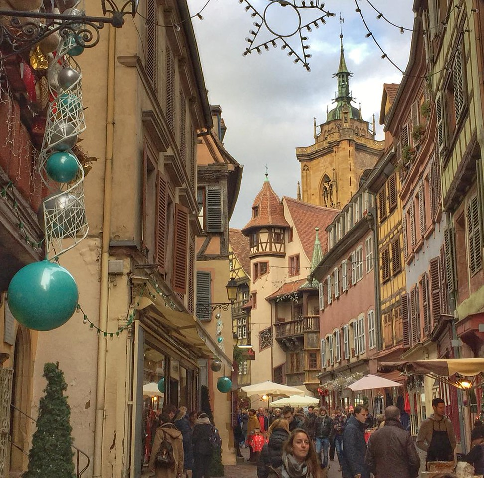Colmar Christmas Markets - France