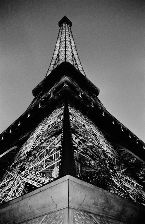 Eiffel Tower at Night - Paris, France