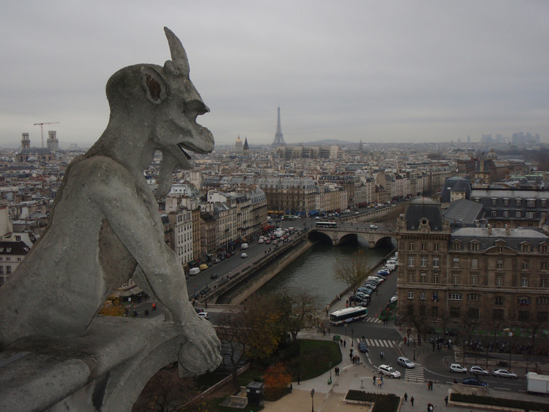 Notre Dame Chimera