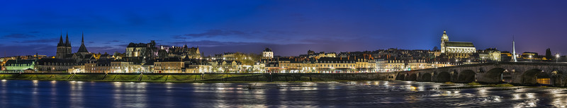Chateaux of Blois