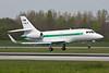 F-WWJS Dassault Falcon 2000LX c/n 209 Basle-Mulhouse/LFSB/BSL 23-04-10