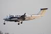 F-HACJ Beech 350 Super King Air c/n FL-582 Luxembourg/ELLX/LUX 06-03-14