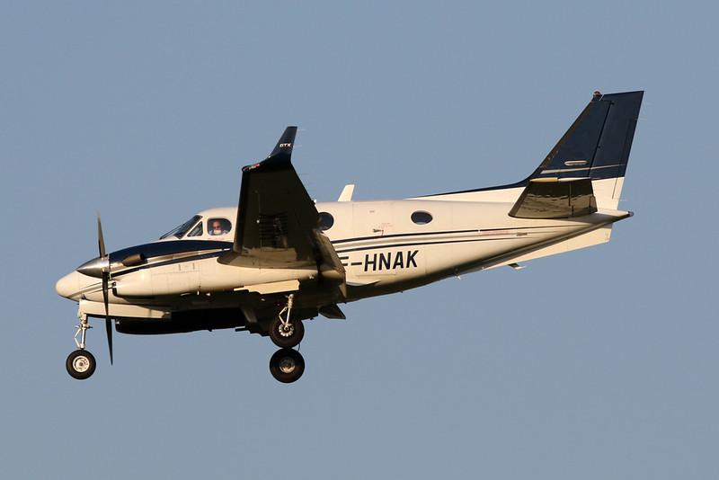 F-HNAK Beech C90GTx King Air c/n LJ-2047 Toulouse-Blagnac/LFBO/TLS 25-03-21
