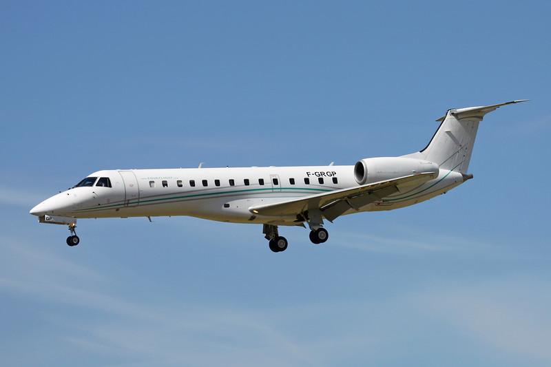 "F-GRGP Embraer ERJ-135ER ""Regourd Aviatgion"" c/n 145188 Paris-Le Bourget/LFPB/LBG 10-07-16"