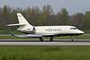 F-WWGN Dassault Falcon 2000LX c/n 166 Basle-Mulhouse/LFSB/BSL 23-04-10