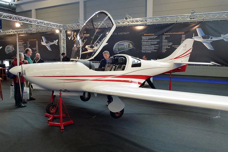 81-KM (F-JTQP) Vanessa Air VL-3 Evolution c/n VL-3-100 Friedrichshafen/EDNY/FDH 20-04-12