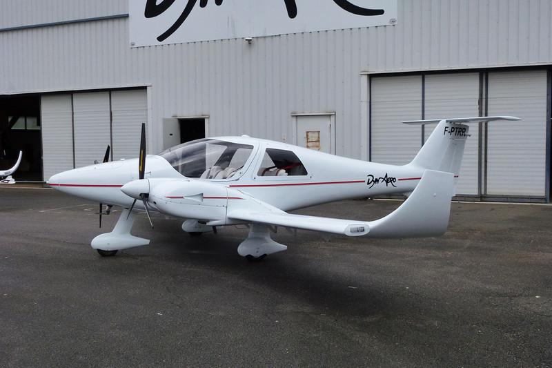F-PTRR Dyn'Aero MCR Twin-R c/n 01 Dijon-Darois/LFGI 09-09-11
