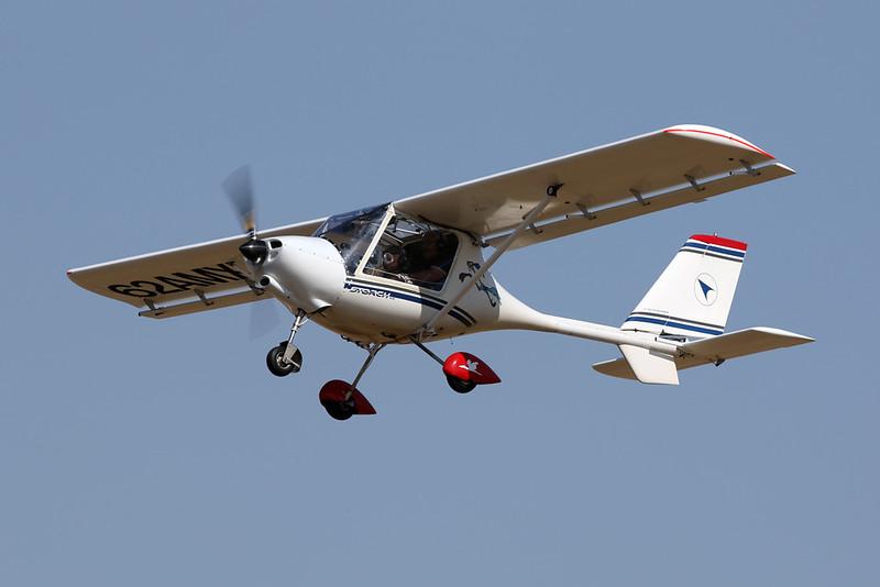 62-AMX (F-JFMH) Fly Synthesis Storch c/n 2004-348 Blois/LFOQ/XBQ 01-09-18