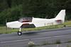 F-PVIB Jodel D.140C Mousquetaire c/n 457 Megeve/LFHM/MVV 04-07-08