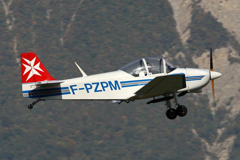 F-PZPM Dopouridis DV.219 c/n 01 Grenoble-Le Versoud/LFLG 06-10-12