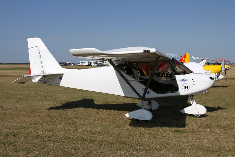 80-AEQ (F-JALK) Best Off Skyranger c/n unknown Blois/LFOQ/XBQ 02-09-18